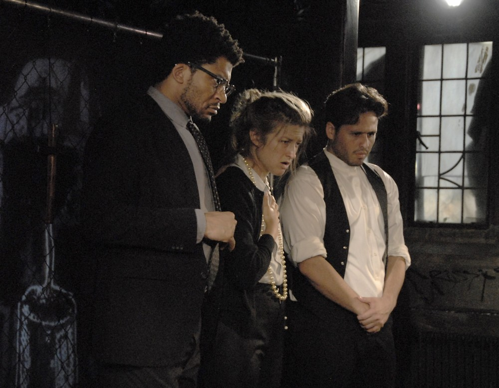 Adam's kin (Sean Boyce Johnson, Bronte England-Nelson, Sebastian Arboleda)