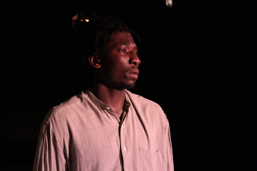 Talaz (James Udom) (photo: Elizabeth Green)