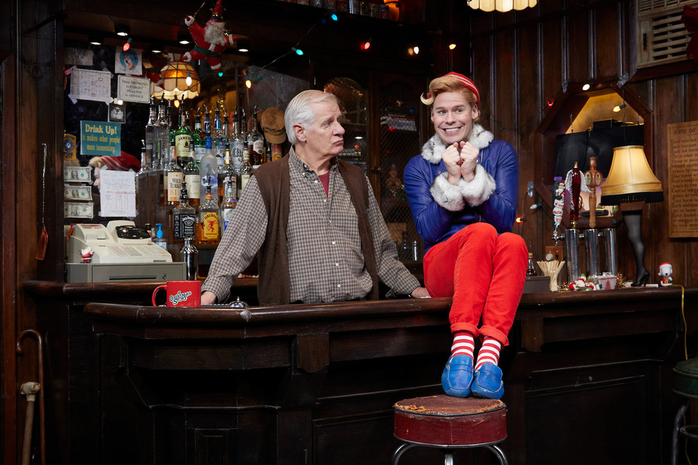 The Bartender (Tom Bloom), Hermie (Randy Harrison)