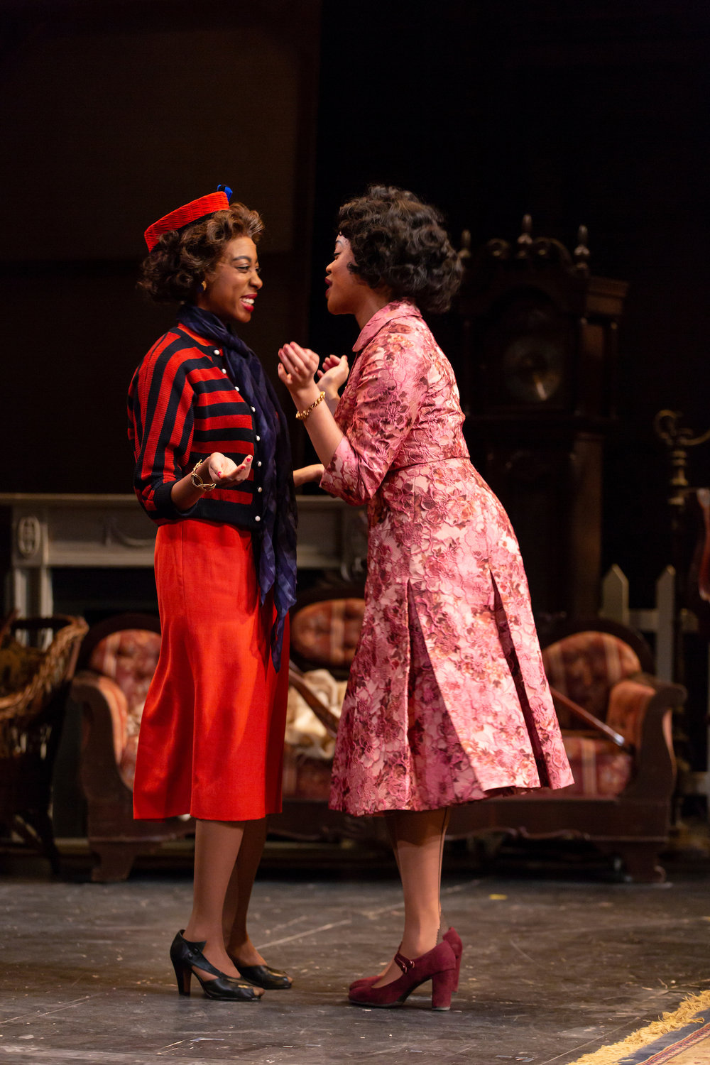Millie Davis (Amandla Jahava), Wiletta Mayer (Ciara Monique McMillian)