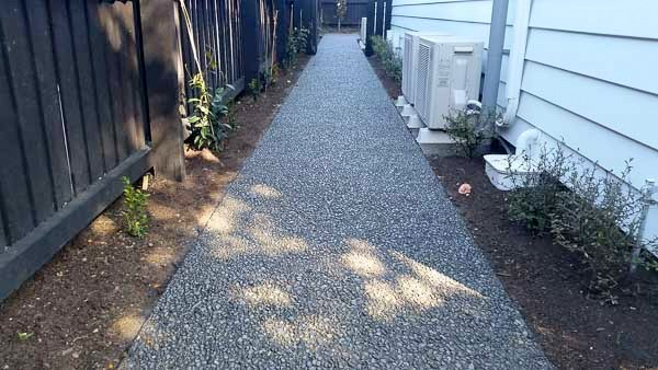 Concreting Paths Christhcurch
