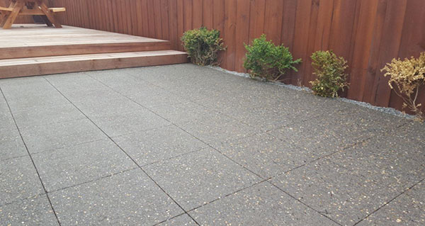 Charmant Exposed Aggregate Concrete Wellington NZ