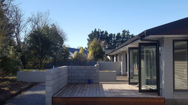 exposed aggregate patio Christchurch