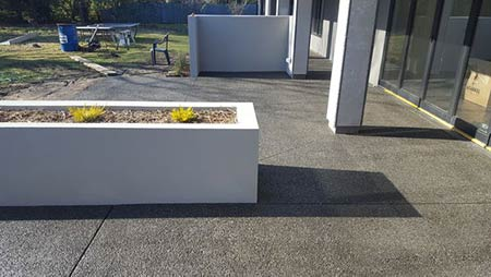 Concrete Patios Christchurch