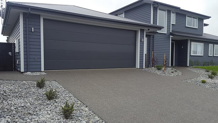 More Christchurch Driveways