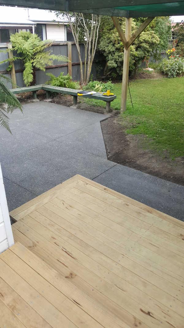 ... Exposed Aggregate Concrete Patio 4 (2) ...