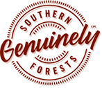 Genuinely Southern Forests Logo
