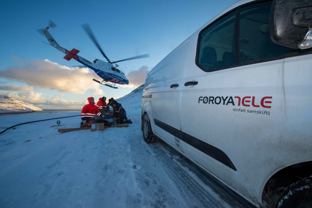 Perth Technology Company Captivate on Hold has done a deal with Foroya Tele, near Iceland. Picture: Supplied.