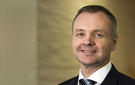 Rio Tinto chief executive iron ore, Andrew Harding says he looked to hire smart, reflective and curious people and mindfulness had helped him be a better leader.