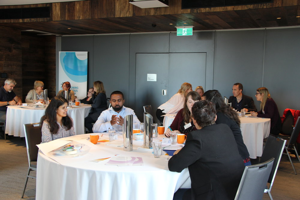 Leadership WA PRINT workshop