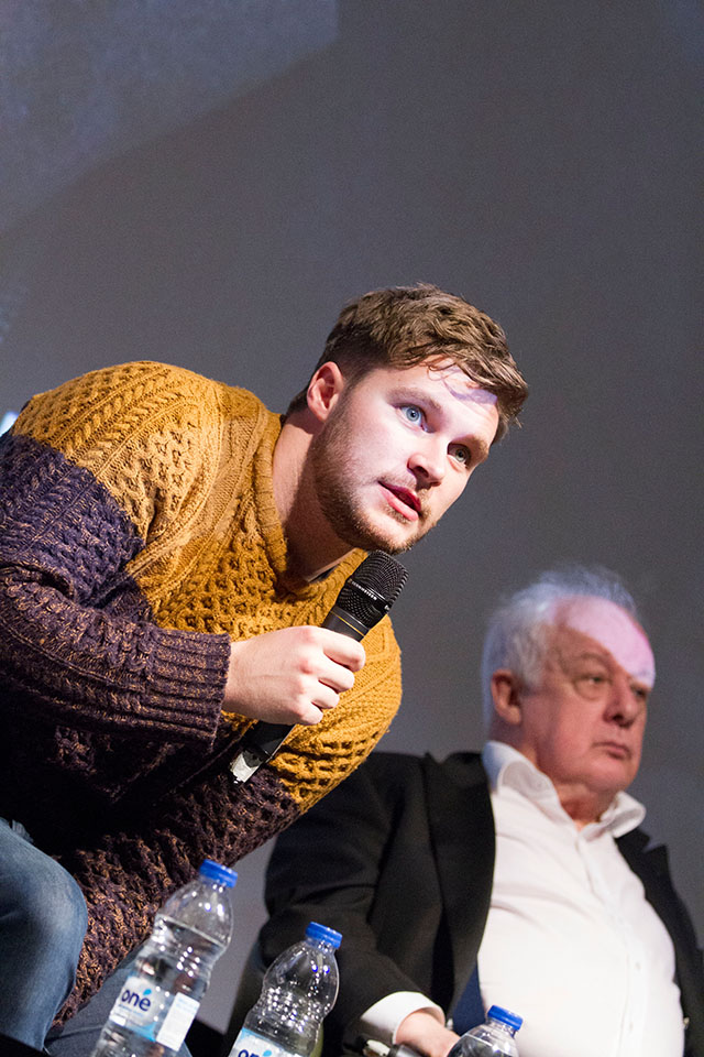171202 Jim Sheridan and Jack Reynor 02.jpg