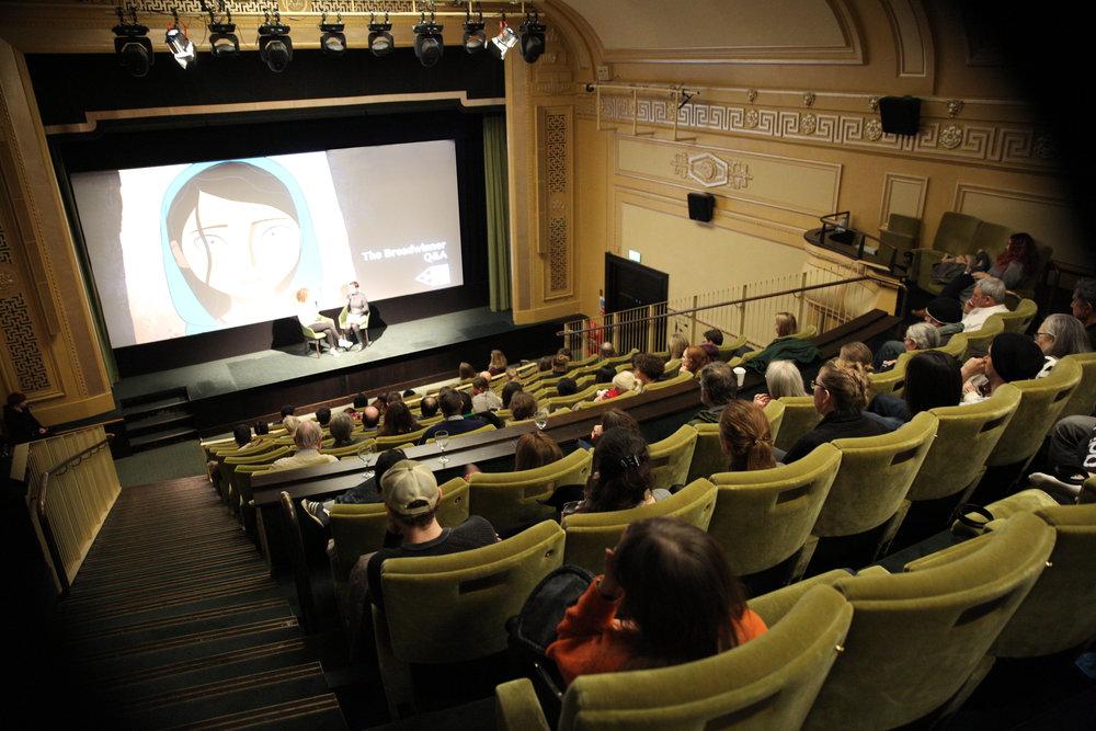 Irish Film London screening at Regent Street Cinema