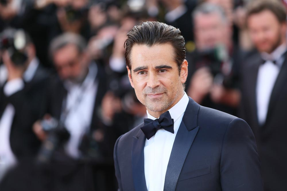 Colin Farrell actor irlandese
