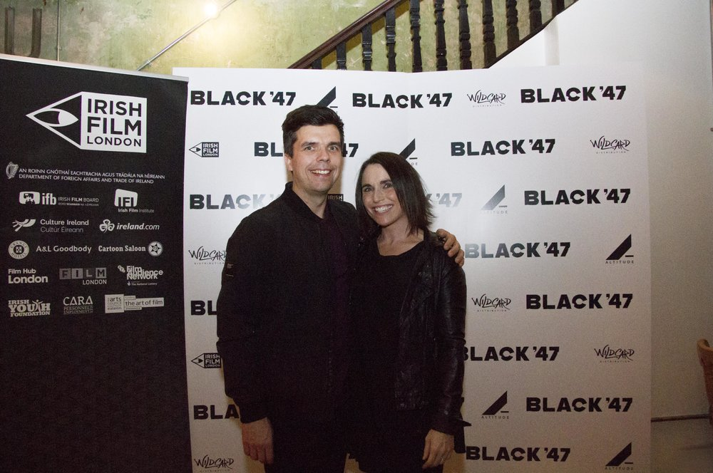 Black 47 London Premiere 2018 Photos courtesy of Noel Mullen Irish Film London 47.jpg