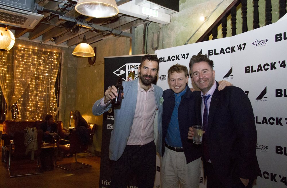 Black 47 London Premiere 2018 Photos courtesy of Noel Mullen Irish Film London 49.jpg