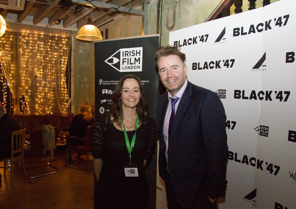 Black 47 London Premiere 2018 Photos courtesy of Noel Mullen Irish Film London 59.jpg