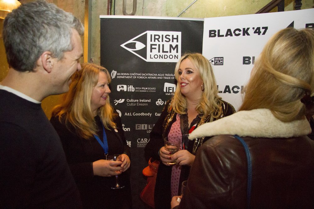 Black 47 London Premiere 2018 Photos courtesy of Noel Mullen Irish Film London 62.jpg