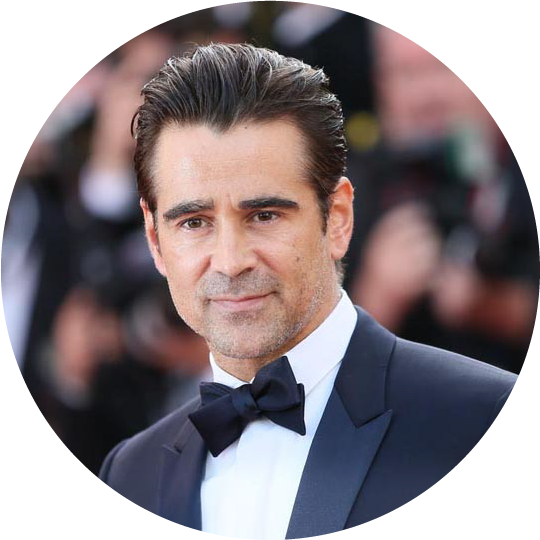 Colin Farrell Irish Film Festival London Patron 01.png