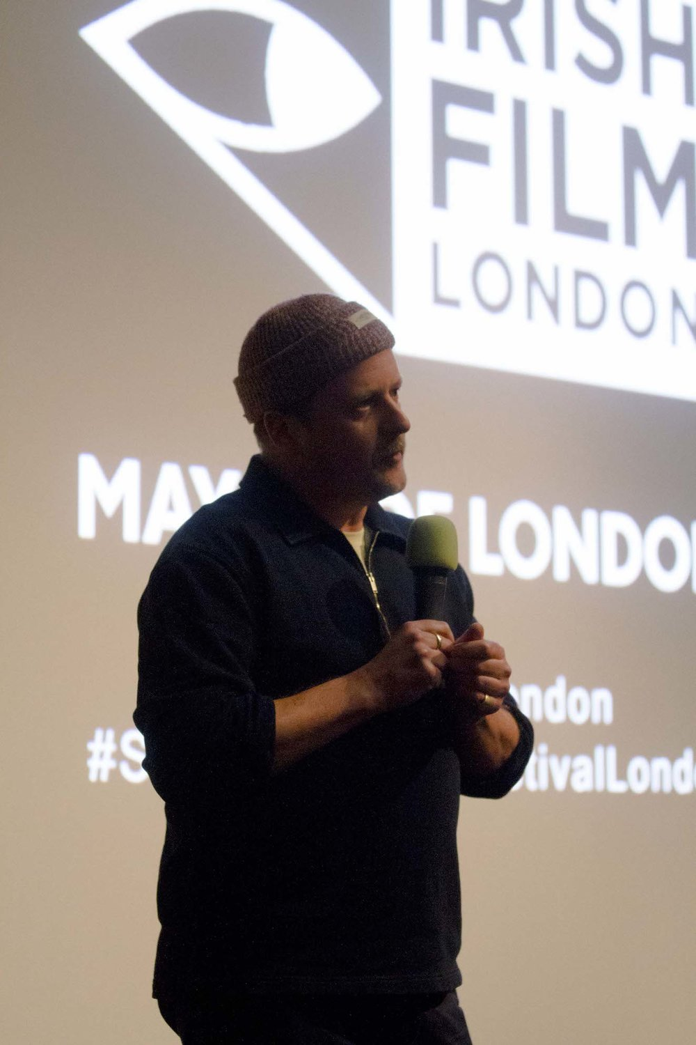 Irish Film London - John Butler at the St. Patrick's Film Festival London 2019
