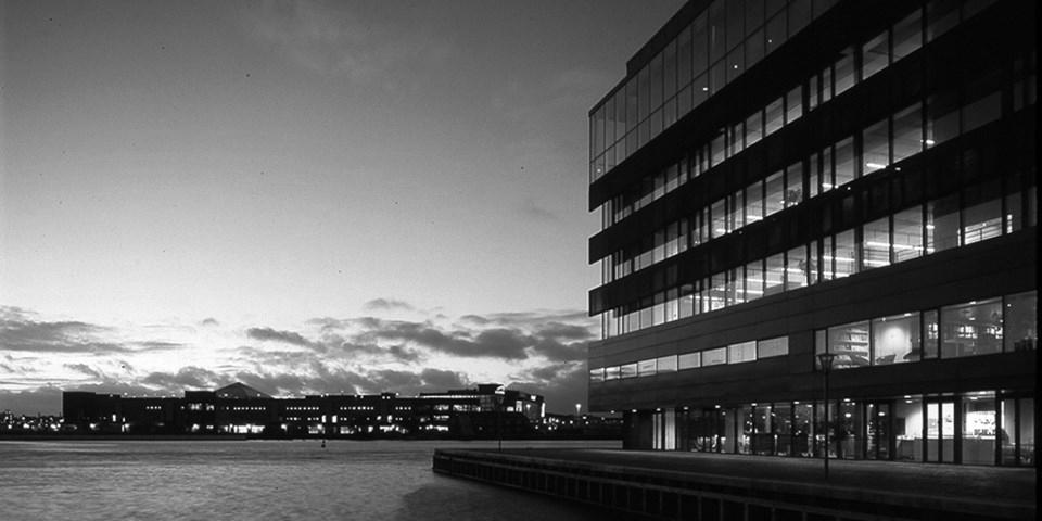 LO-huset, Islands Brygge
