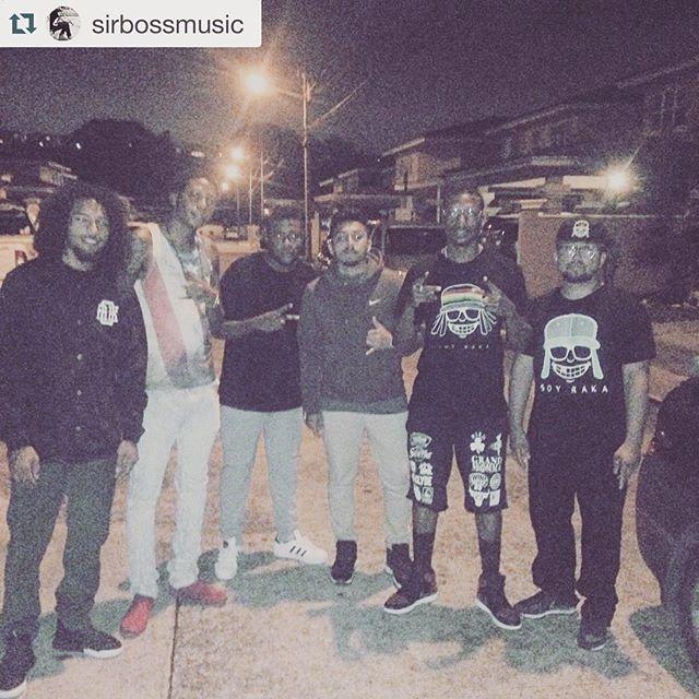 Chillaxing with #Panama 🇵🇦 X #Jamaica 🇯🇲 #Repost @sirbossmusic #networking #rakasinpty #RakasinPanama #rakastylo #BOOM  #seeyousoon @eltiex507 @eshconincoofficial @_styl0 💪🏻💪🏻💪🏻💪🏻