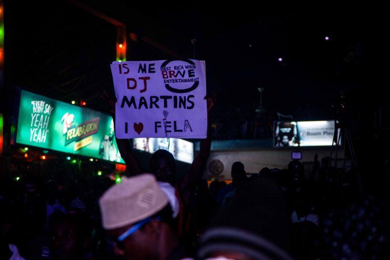 Fans of Fela Kuti at Felabration 2016 // Source:http://thesoleadventurer.com/