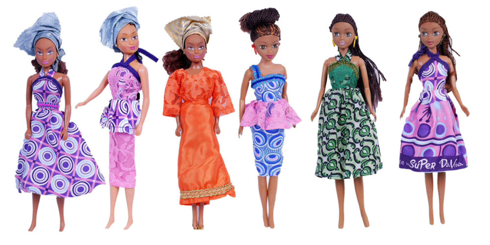 Queen of Africa Dolls // Source: Huffingtonpost.com
