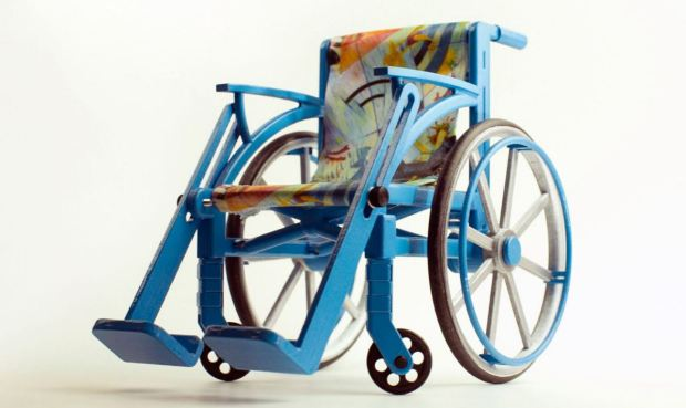 PROTOTYPE OF THE WHEELCHAIRS