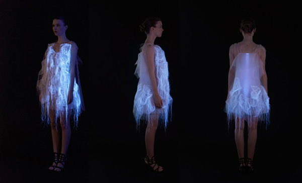 THE GAZE ACTIVATED DRESS