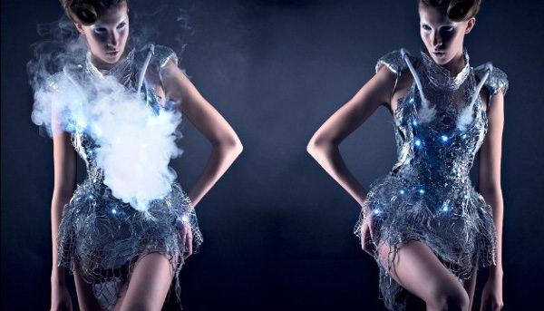 THE SMOKE DRESS