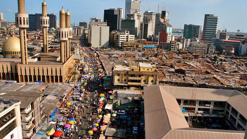 Aerial View of Lagos, Nigeria // Source: Guardian Nigeria