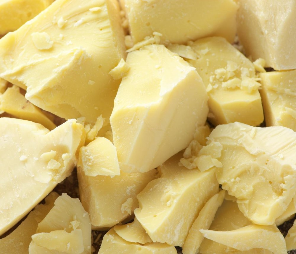 Raw organic Shea butter