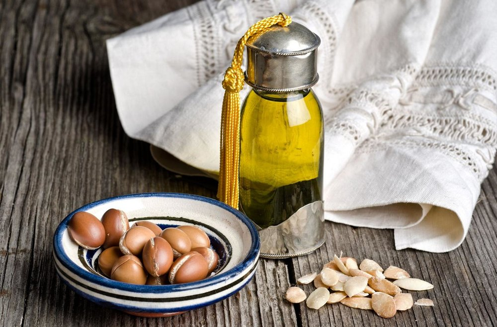 Argan Oil and seed