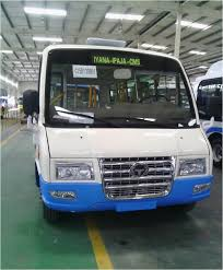 The new buses