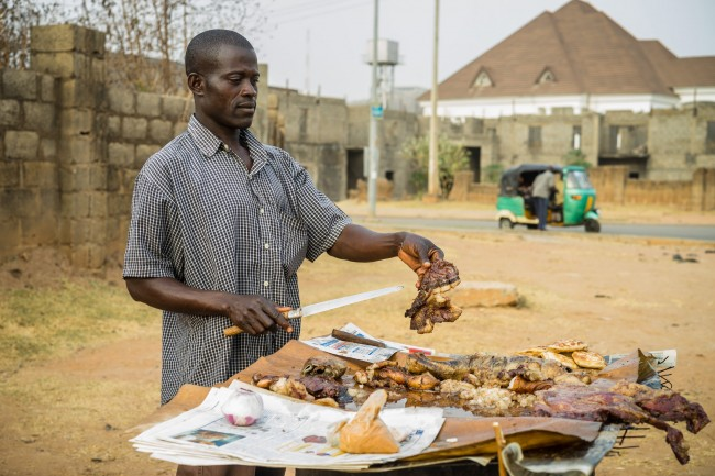 ROADSIDE SUYA SELLER
