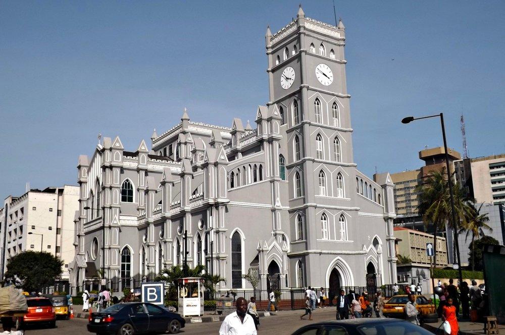 CMS CHURCH, LAGOS
