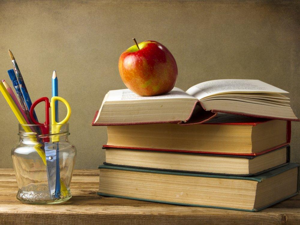 School Books via cathykuzel.com