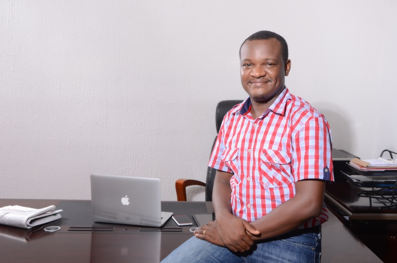 DELE ODUFUYE, FOUNDER OF TSABOIN