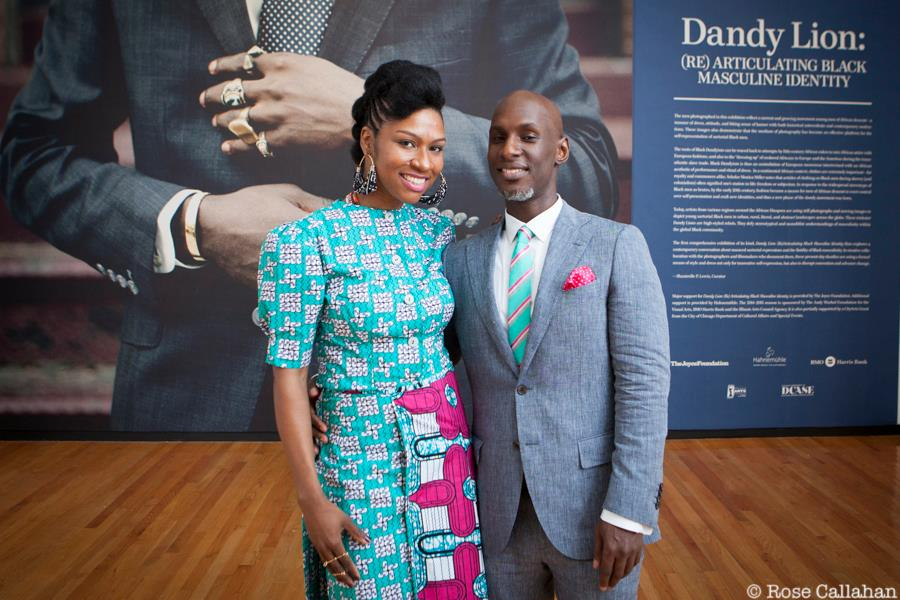 SHANTRELLE P. LEWIS AND HER HUSBAND TONY OLUWATOSIN LAWSON