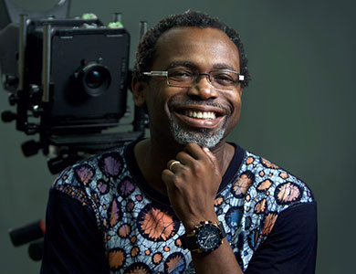 KELECHI AMADI OBI, INTERNATIONALLY RECOGNISED PHOTOGRAPHER