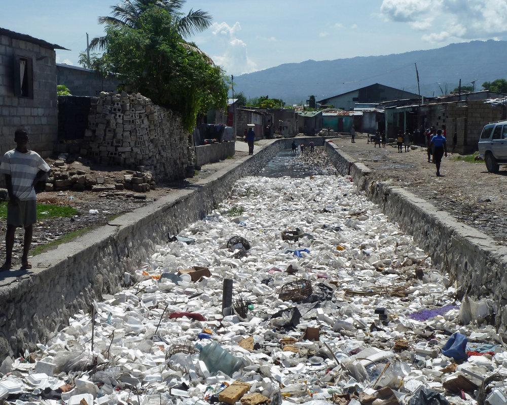 Streets of Haiti // Photo via orderofmaltarelief.org