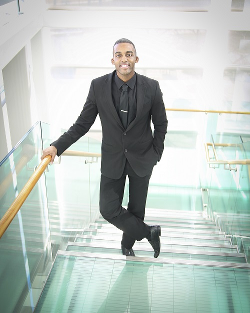 CEO and Founder John Cornelius McCaskill