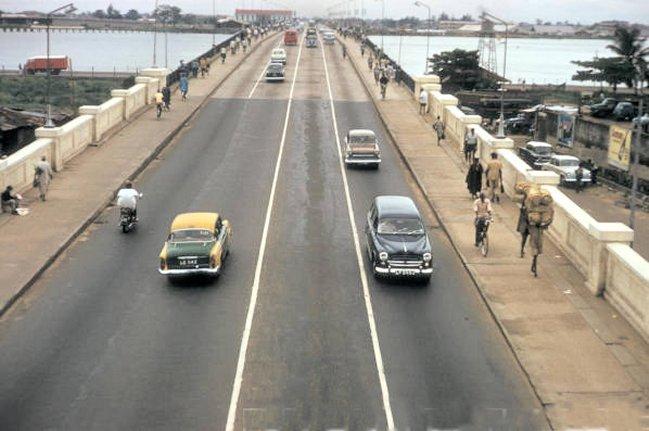 Lagos Causeway