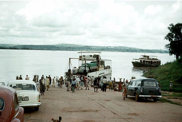 ASABA-ONITSHA FERRY CROSSING