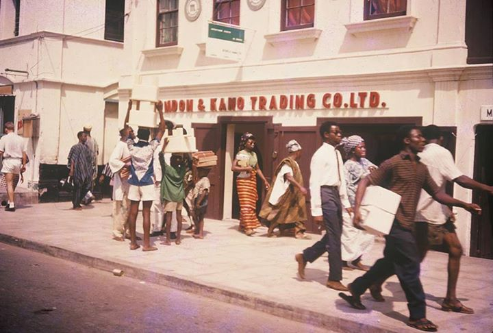 LONDON & KANO TRADING CO.LTD