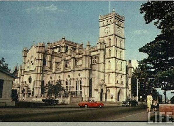 CATHEDRAL CHURCH OF CHRIST, LAGOS ISLAND