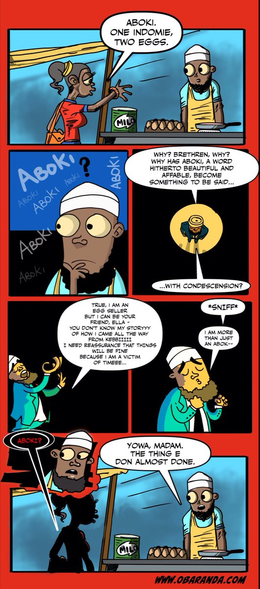 Justin Depicts the Tribal Prejudice of Most Nigerians | Via Obaranda