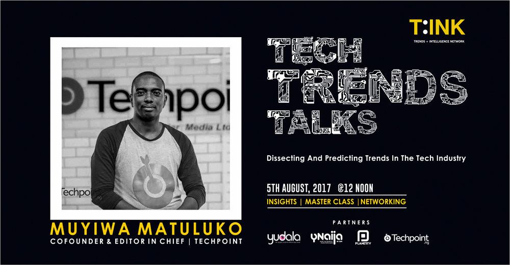 Panelist: Muywia Matuluko, Co-founder, Editor-in-Chief, Techpoint