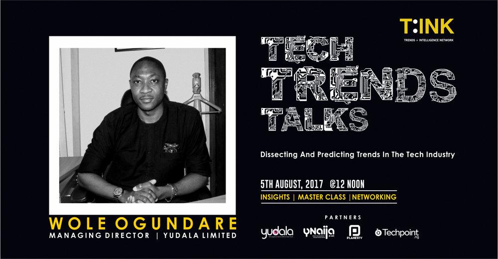 Panelist: Wole Ogundare, Managing Director, Yudala