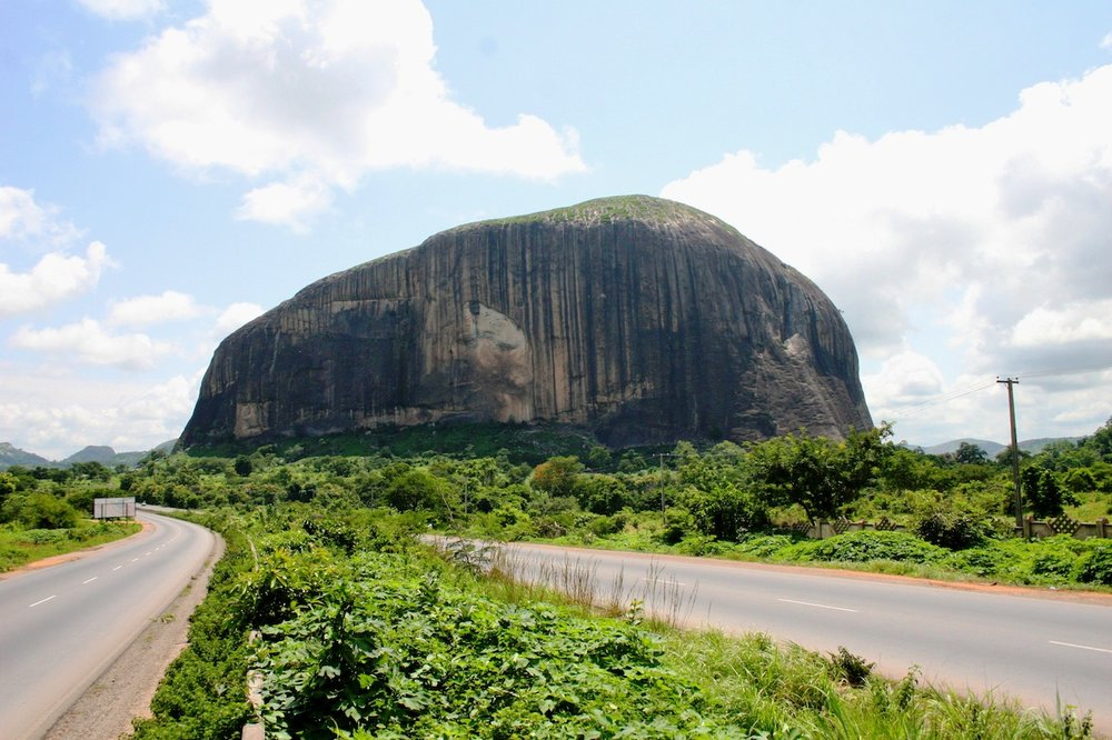 Zuma Rock via Hotels.ng